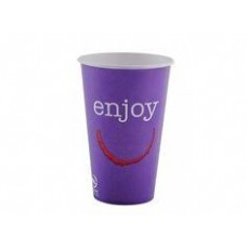 16oz Enjoy Paper Cold Cup