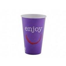 16oz Enjoy Paper Cold Cup