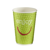 16oz Insulated Enjoy Hot Cup