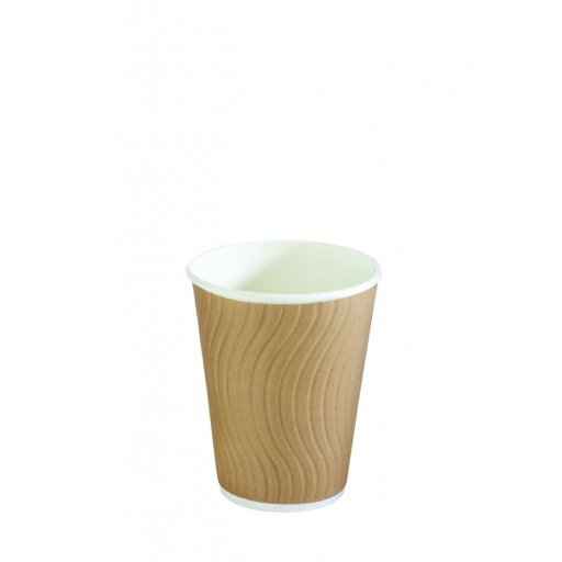 9oz Natural Double Wall Hot Cup