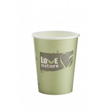 12oz BioWare Single Wall Hot Cup