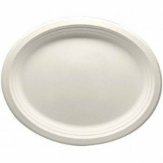 Large Oval Plate 25 x 31cm